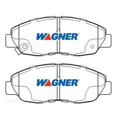 Wagner Brake pad [ Honda Accord & CRV 1990-2003 F ], , scaau_hi-res