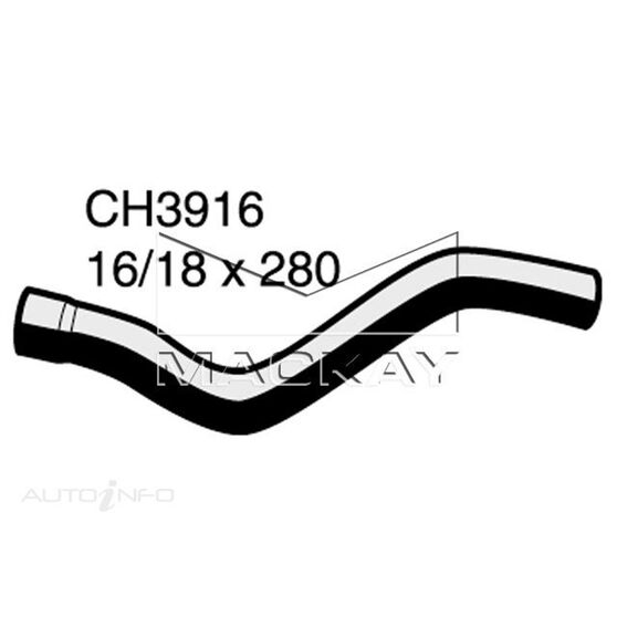Heater Hose  - HONDA JAZZ GD - 1.3L I4  PETROL - Manual & Auto, , scaau_hi-res