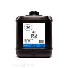 1 X HP GEAR OIL LS 140 20L, , scaau_hi-res