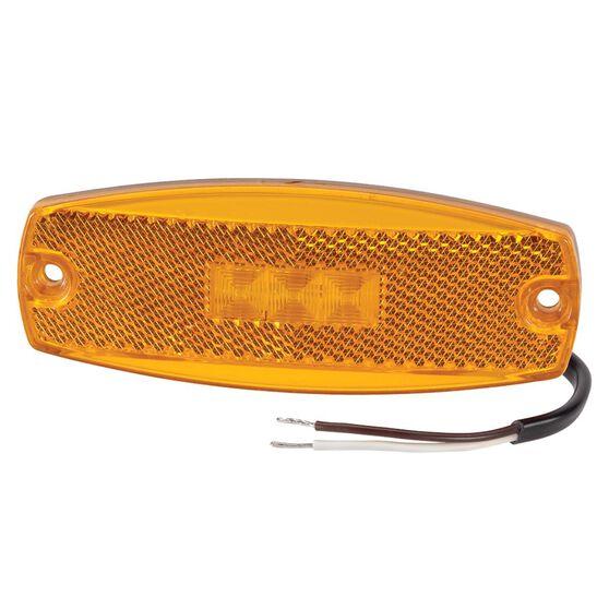 MDL17 9-33V LED AMBER SIDE, , scaau_hi-res