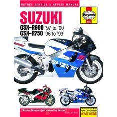 SUZUKI GSX-R600 & 750 1996 - 2000, , scaau_hi-res