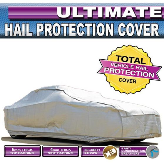 EVOLUTION SMALL ULTIMATE HAIL COVER FITS CARS UP TO 400CM, , scaau_hi-res