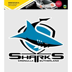 SHARKS ITAG MONSTER DECAL, , scaau_hi-res