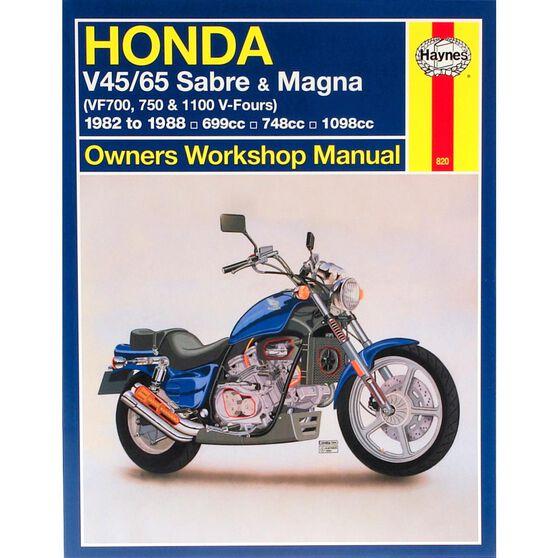 HONDA V45/65 SABRE & MAGNA 1982 - 1988, , scaau_hi-res
