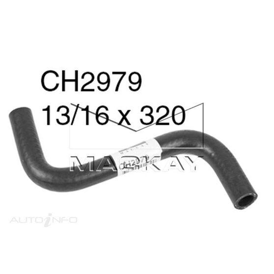 Heater Hose  - DAEWOO MATIZ . - 0.8L I3  PETROL - Manual & Auto, , scaau_hi-res