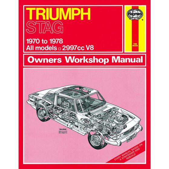 TRIUMPH STAG (1970 - 1978), , scaau_hi-res