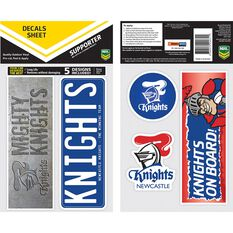 KNIGHTS ITAG BUMPER DECALS - SET OF 5