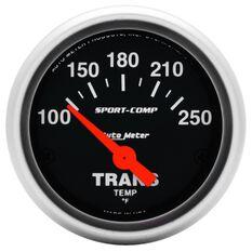 "SPORT-COMP 2-1/16"" TRANS TEMP 100-250DEGF, SHORT SWEEP ELECT."