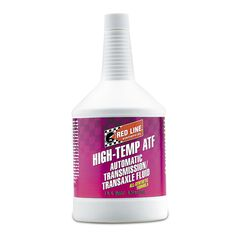 RED LINE HIGH TEMP ATF 1 X QUART SYNTHETIC OIL, , scaau_hi-res