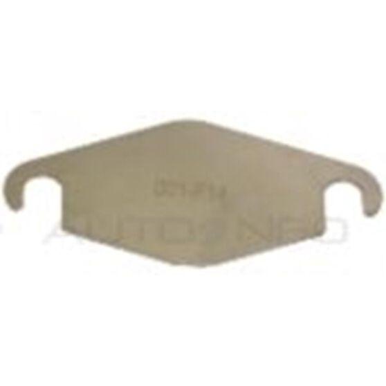 Roadsafe EGR Blanking Plate - EGR001