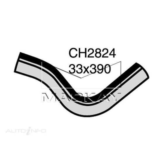 Radiator Upper Hose  - TOYOTA DYNA YH81R - 1.8L I4  PETROL - Manual & Auto, , scaau_hi-res