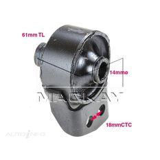 Engine Mount Left - HONDA ACCORD SJ - 1.6L I4  PETROL - Manual & Auto, , scaau_hi-res