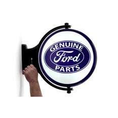 GENUINE FORD PARTS REVOLVING WALL LIGHT, , scaau_hi-res