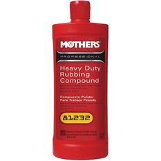 H/DUTY RUBBING COMPOUND 946ML MOTHERS PROFESSIONAL, , scaau_hi-res