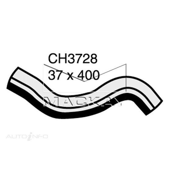 Radiator Lower Hose  - TOYOTA LANDCRUISER KDJ120R - 3.0L I4 Turbo DIESEL - Manual & Auto, , scaau_hi-res