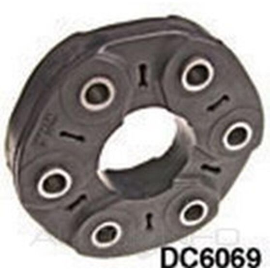 Drive Shaft Coupling/Flex Joint  - FORD FALCON BA - 4.0L I6  PETROL - Manual, , scaau_hi-res