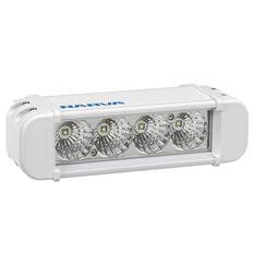 4X3W SLIM LED BAR FLOOD WHITE, , scaau_hi-res