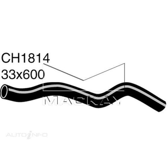 Radiator Lower Hose  - MITSUBISHI GALANT HJ - 2.0L V6  PETROL - Manual, , scaau_hi-res