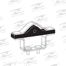 BHB037-JAGUAR REAR BRACKET