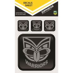 WARRIORS ITAG APP ICON DECALS SHEET
