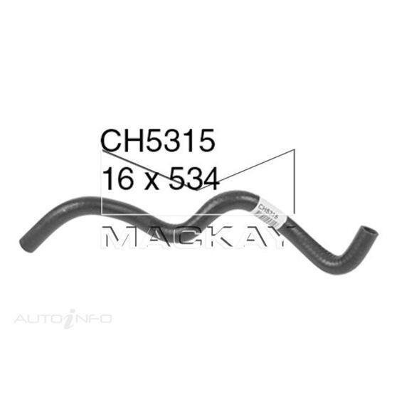 Heater Hose  - SUBARU BRUMBY . - 1.8L F4  PETROL - Manual & Auto, , scaau_hi-res
