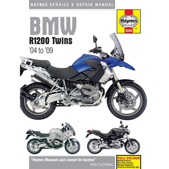 BMW R1200 TWINS 2004 - 2009, , scaau_hi-res