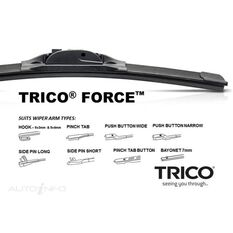 TRICO FORCE 425MM (17IN) BEAM BLADE, , scaau_hi-res