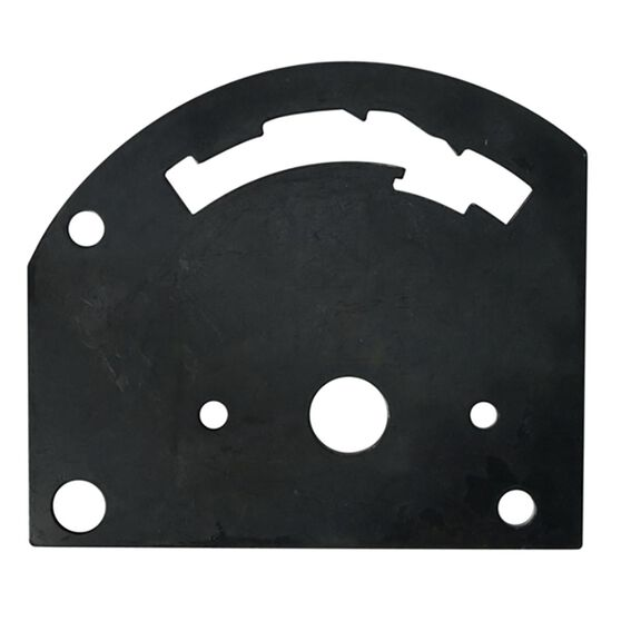 B&M 4 SPEED GATE PLATE (FWD) SUIT PRO STICK, (FWD PATTERN), , scaau_hi-res
