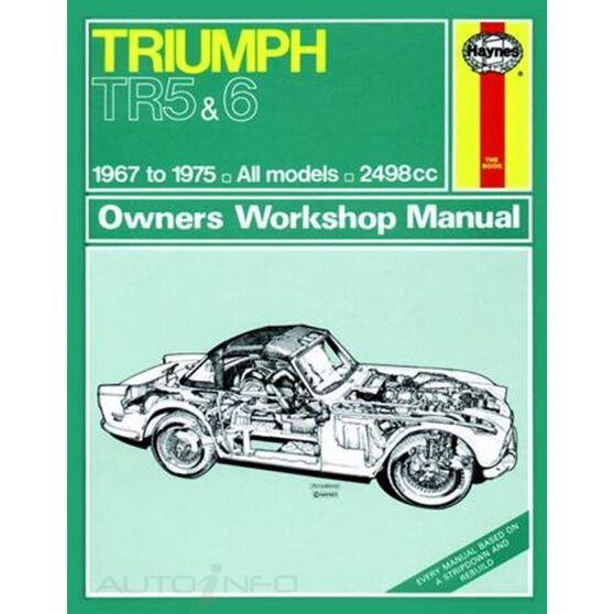 TRIUMPH TR5 & TR6 (1967 - 1975), , scaau_hi-res