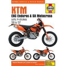 KTM EXC ENDURO & SX MOTOCROSS 2000 - 2007, , scaau_hi-res