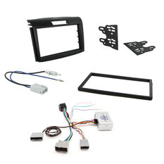 INSTALL KIT TO SUIT HONDA CRV RM (CHARCOAL), , scaau_hi-res