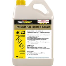 Q Plus Injector Cleaner - 5L Flourinated Bottle, , scaau_hi-res