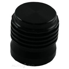 OIL FILTER 13/16 W/GASKET PLATE C3 ANODIZED, , scaau_hi-res