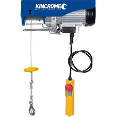 KINCROME 240V ELECTRIC LIFTING HOIST 400-800KGS, , scaau_hi-res