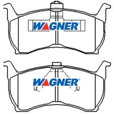Wagner Brake pad [ Ford 1988-03 F ], , scaau_hi-res