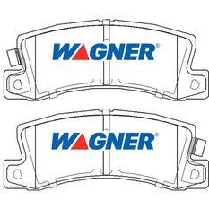 Wagner Brake pad [ Holden & Toyota 1984-2001 R ]