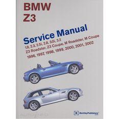 SERVMAN  BMW Z3 E36&7  (1.9 2.3 2.5I  2.8 3.1I 3.2 Z3CPE&RDSTR MCPE&RDSTR) 1996-2002   9780837616179, , scaau_hi-res