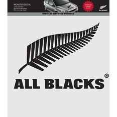 ALL BLACKS ITAG MONSTER DECAL (BLACK VINYL)