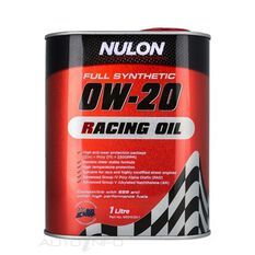 OIL ENG 1L NULON RACING 0W-20