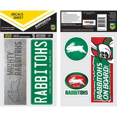 RABBITOHS ITAG BUMPER DECALS - SET OF 5