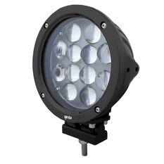 60W 7IN LED SPOT LIGHT 10 DEG5100 LUMEN 9-30VIP67, , scaau_hi-res