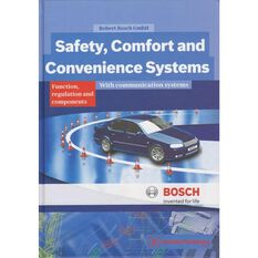 SAFTEY  COMFORT & CONVENIENCE SYSTEMS (HARDCOVER) 9780837613918, , scaau_hi-res