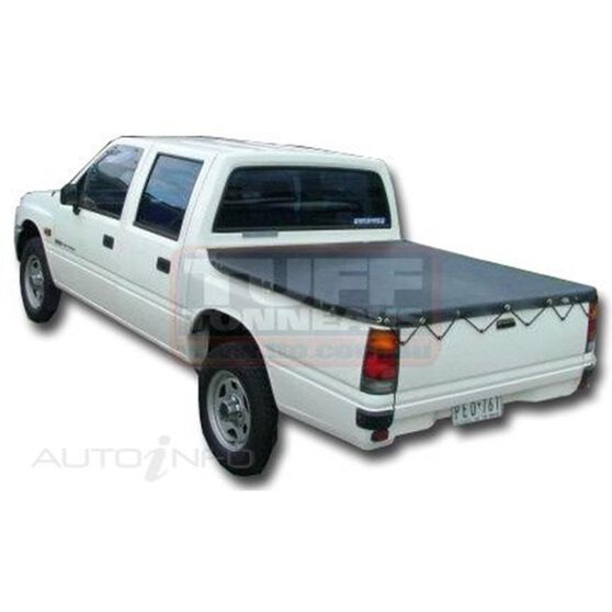 TF RODEO DUAL CAB ROPE UTE TONNEAU COVER