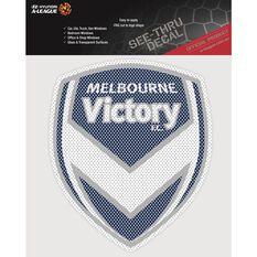 MELBOURNE VICTORY ITAG SEE THRU DECAL, , scaau_hi-res