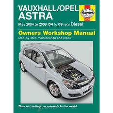 Haynes supercheap auto vauxhallopel astra diesel may 2004 2008 scaauhi res fandeluxe Images
