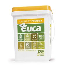 EUCA LAUNDRY POWDER 12KG