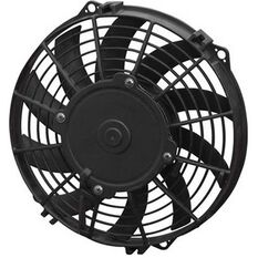"16"" ELECTRIC THERMO FAN CURVED BLADES - PUSHER TYPE, , scaau_hi-res"