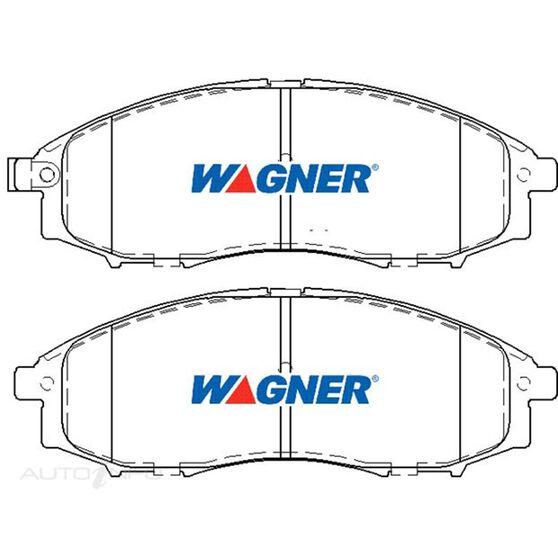 Wagner Brake pad [ Nissan Navara 1997-2014 F ], , scaau_hi-res