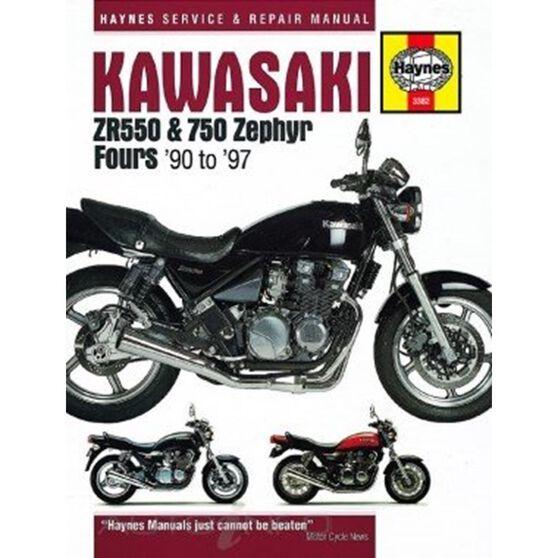 KAWASAKI ZR550 & 750 ZEPHYR FOURS 1990 - 1997, , scaau_hi-res