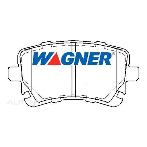 Wagner Brake pad [ Audi 2003 - 2011 R ], , scaau_hi-res